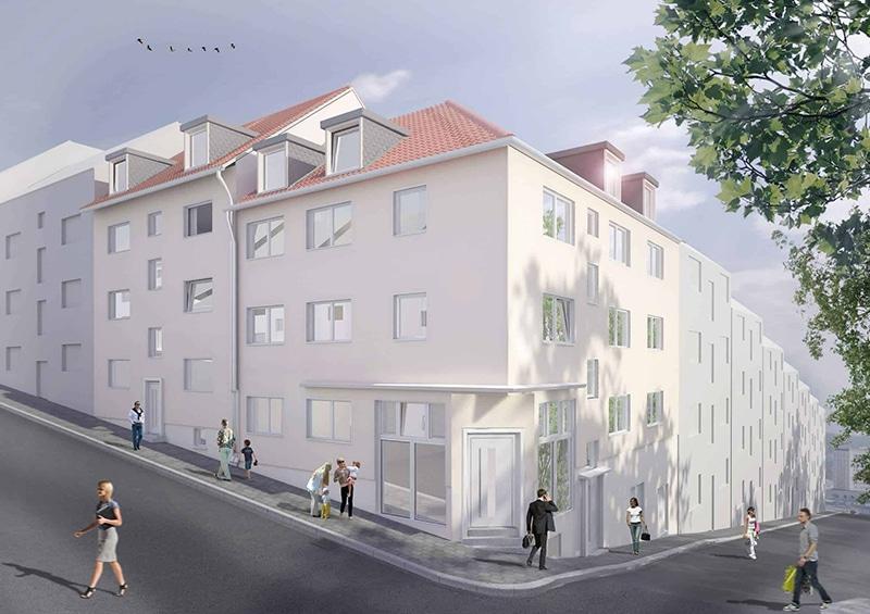 Neubauprojekte Nordstadt Beispiel Haus