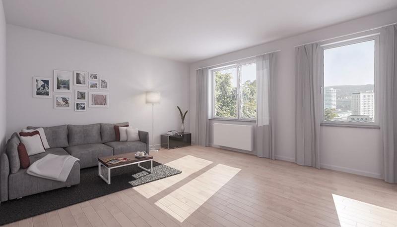 Neubauprojekte Nordstadt Beispiel Wohnraum