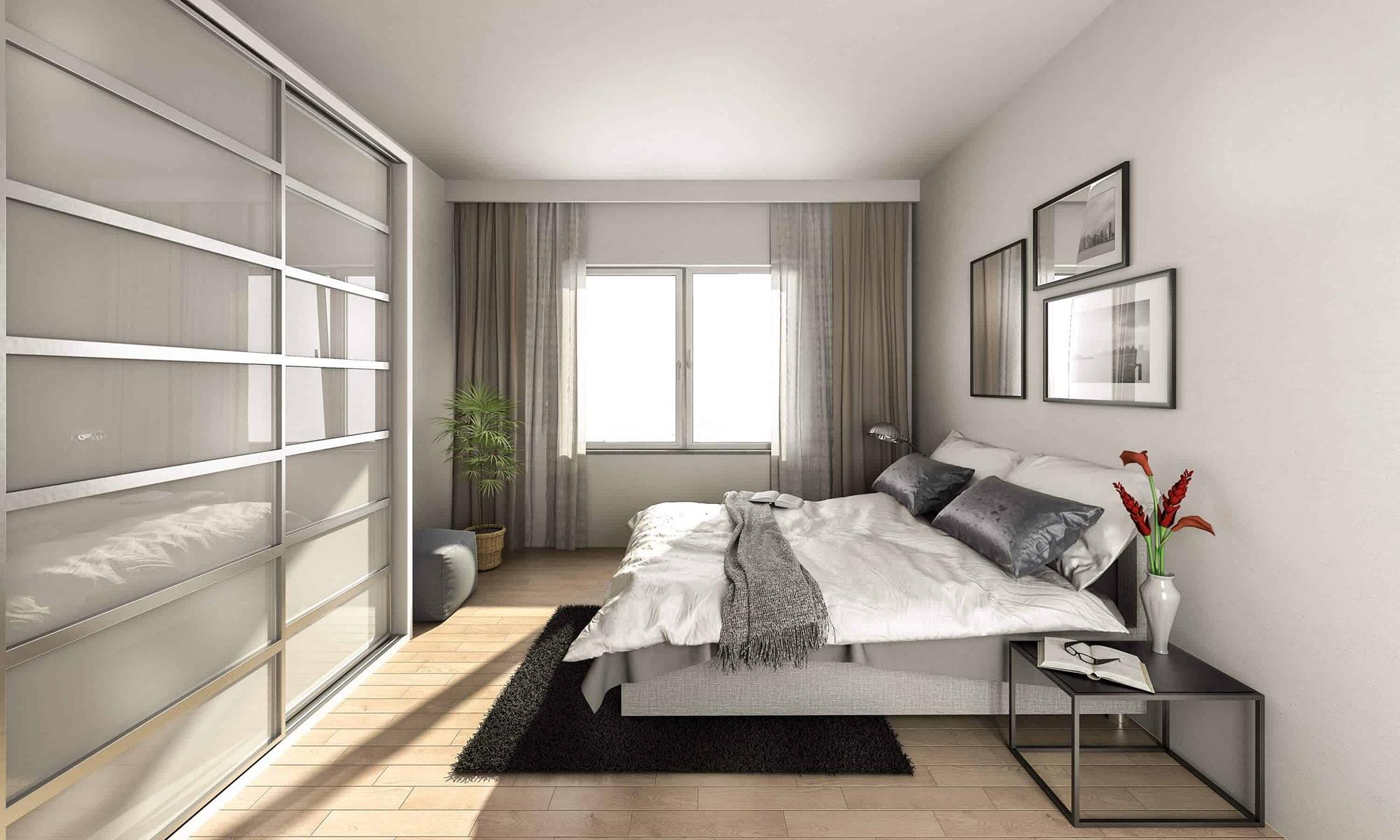 Beispiel Wohnung Neubauprojekte Nordstadt
