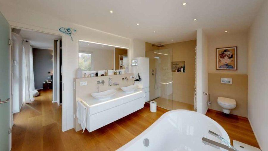 Penthouse in priviligierter Wohn- und Sonnenlage! - Badezimmer