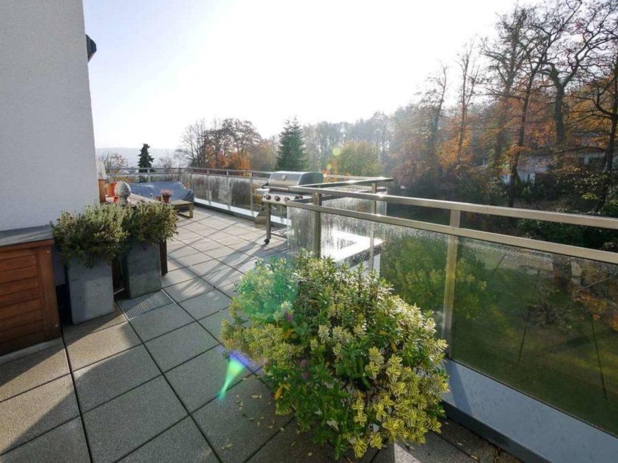 Penthouse in priviligierter Wohn- und Sonnenlage! - Terrasse