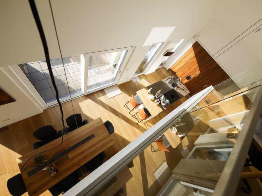 Penthouse in priviligierter Wohn- und Sonnenlage! - Blick auf die Küche