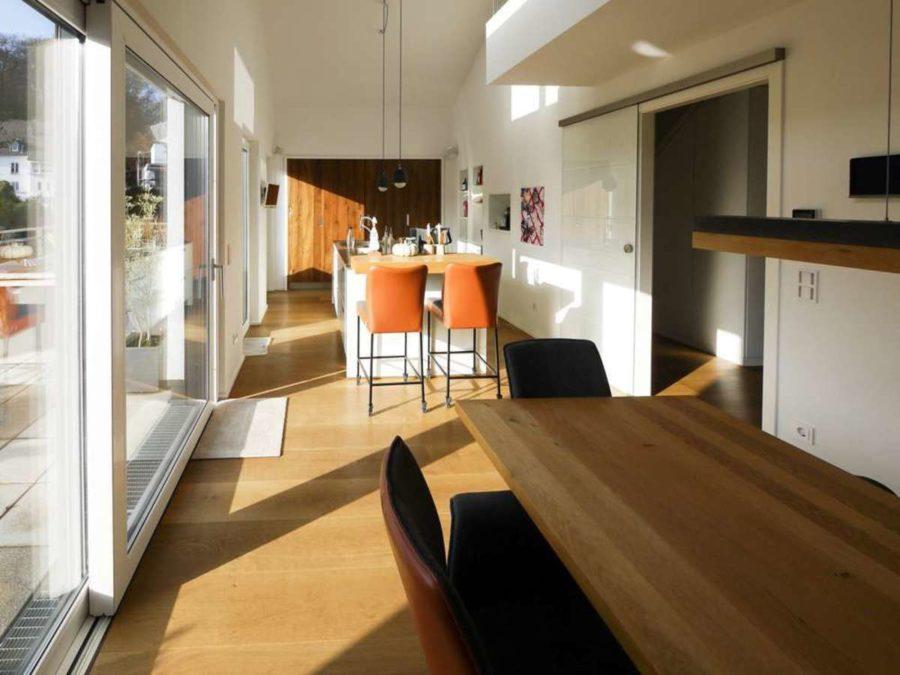 Penthouse in priviligierter Wohn- und Sonnenlage! - Esszimmer