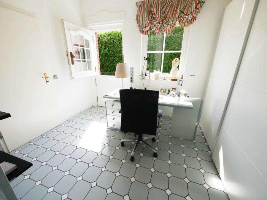 freistehende Ausnahmeimmobilie für Ihre Familie - mit weiterem Baugrundstück! - Arbeitszimmer
