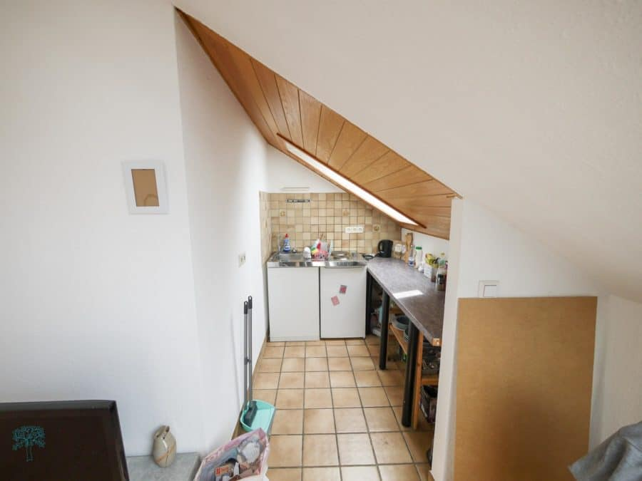 ***Helles Appartement mit herrlicher Aussicht - Kochbereich