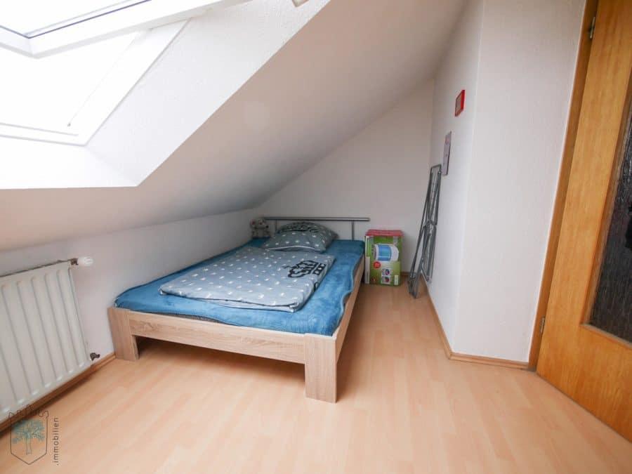 ***Helles Appartement mit herrlicher Aussicht - Schlafbereich