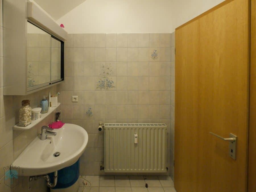***Helles Appartement mit herrlicher Aussicht - Bad